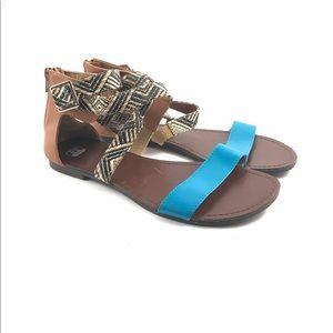 Route 66 Shoes - Route 66 woman's ankle strap sandals