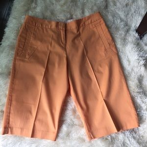 Tommy Bahamas orange capris size 8