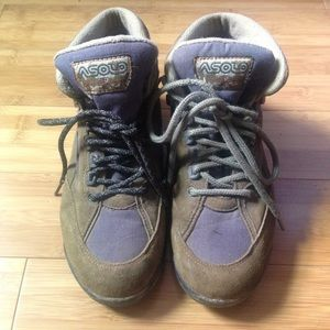 asolo Shoes - vintage asolo hiking boots