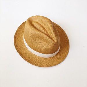 NWT J.Crew Straw Panama Hat