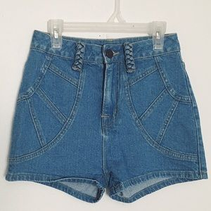 Urban Outfitters Pants - NWOT BDG high waisted sunray shorts