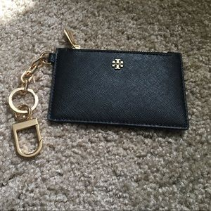 Never used: Tory Burch card carrier
