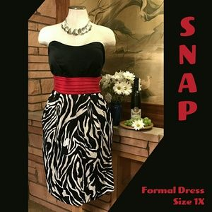 Snap Dresses & Skirts - 🍇➕SNAP! Evening or Prom Dress