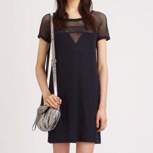 Marc by Marc Jacobs Dresses & Skirts - MBMJ Mesh Panel T-Shirt Dress
