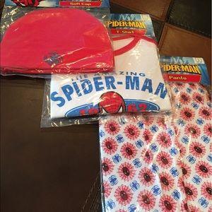 Spiderman Other - Spider-Man 6-12 months