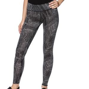 Beyond Yoga Pants - Beyond Yoga Lux Spotted Long Leggings