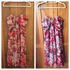 Carolina Herrera Dresses & Skirts - Carolina Herrera floral silk dress