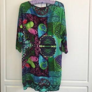 Custo Barcelona Dresses & Skirts - 💐 Custo Mini Dress/Tunic Excellent Condition 💐