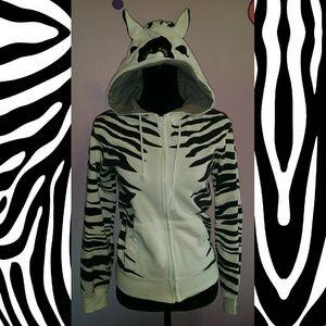 Bioworld Sweaters - Hooded Animal Sweater