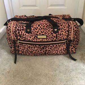 Betsey Johnson Weekender Bag