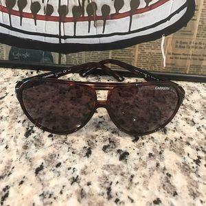 Carrera Accessories - Carrera Sunglasses Brown Turtle like New