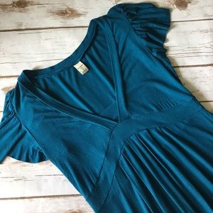 Old Navy - Adorable Teal Dress
