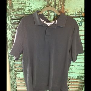 Tasso Elba Other - Men's Short Sleeved Charcoal Tee