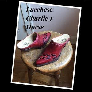 Lucchese Shoes - 👢Lucchese Charlie 1 Horse Booties