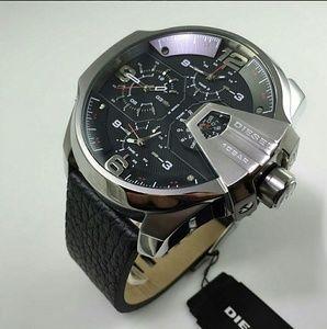 diesel Other - NWT Diesel men's oversized watch