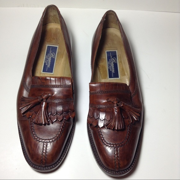 d2cfc4a953b Cole Haan Other - Bragano by Cole Haan Brown Leather Kiltie Loafers