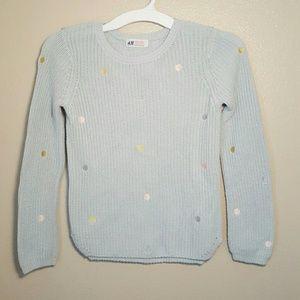 H&M Other - H & M Mint lightweight sweater