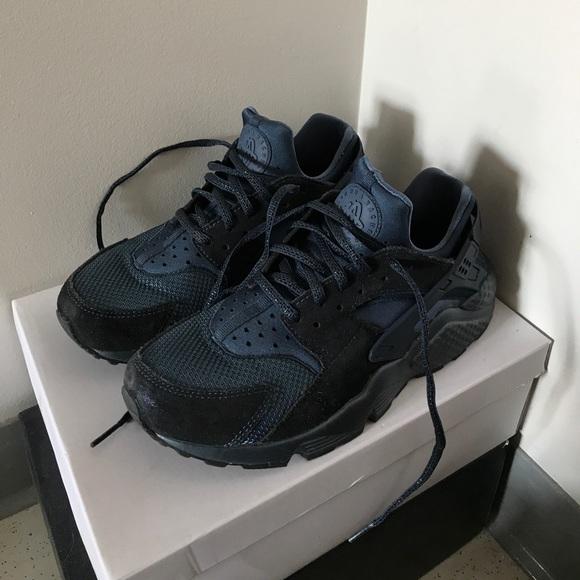 le scarpe nike blu huaraches donne 85 poshmark