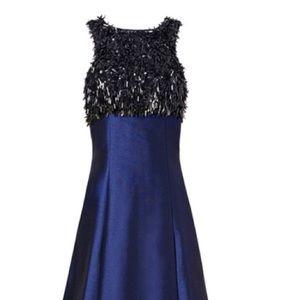 Monique Lhuillier Dresses & Skirts - Monique Lhuillier beaded gown