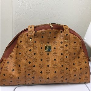 MCM Handbags - MCM Travel Overnight Bag!