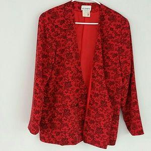 Apostrophe Jackets & Blazers - Size 14 Vintage Blazer Plus!