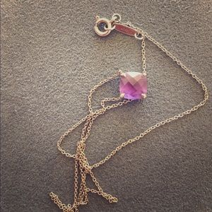 Tiffany & Co. Jewelry - Amethyst Pendent