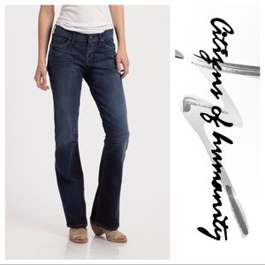 Citizens of Humanity Denim - Citizens of Humanity Dita Petite Bootcut 29x30.5