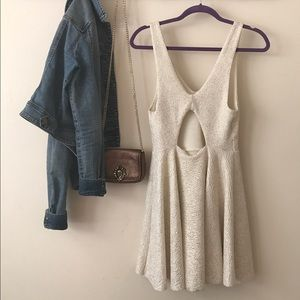 Silence + Noise dress from Urban Outfitters
