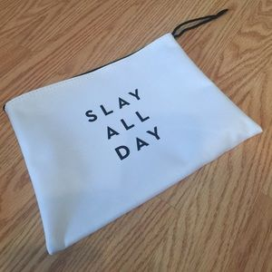 Milly SLAY ALL DAY water resistant beach pouch