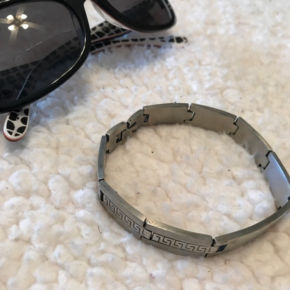 Accessories - Stainless Unisex Bracelet NWOT