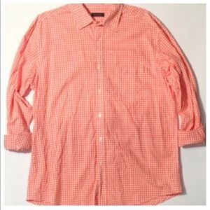 Club Room Other - 🇺🇸4 for $13 MEGA SALE Orange Gingham Button Down