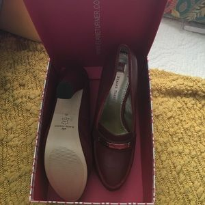Elaine Turner Shoes - Brand New Elaine Turner Ali Loafer Pumps