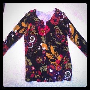 Joseph Allen Sweaters - Floral cardigan