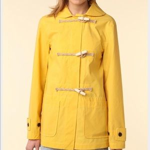 YMC Jackets & Blazers - YMC LONDON Yellow Fishermans Jacket/Raincoat SZ M