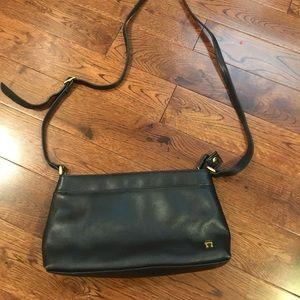 Etienne Aigner Handbags - Vintage Navy Leather Etienne Aigner Purse