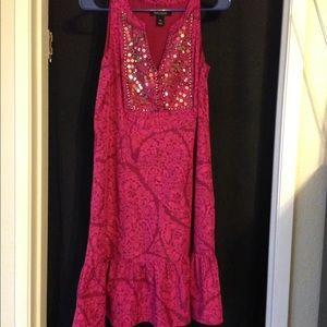 White House Black Market Dresses & Skirts - Sleeveless White House Black Market Dress