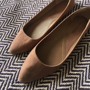 Call It Spring Shoes - Beige flats