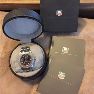 Tag Heuer Other - TAG HEUER men's sport watch