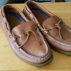 Sperry Top-Sider Shoes - Sperry ladies top siders ladies in size 7