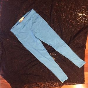 🌸buy 2 for $10🌸 Hollister blue sweatpants