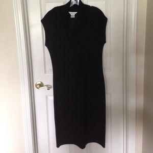 Misook Dresses & Skirts - Exclusively Misook cowl neck Dress Med