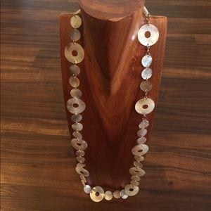 Jewelry - Capiz Necklace