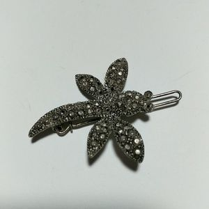 Accessories - Marcasite Dragonfly Barrette