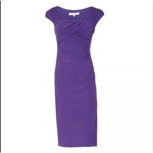 Violet Tailored Dress