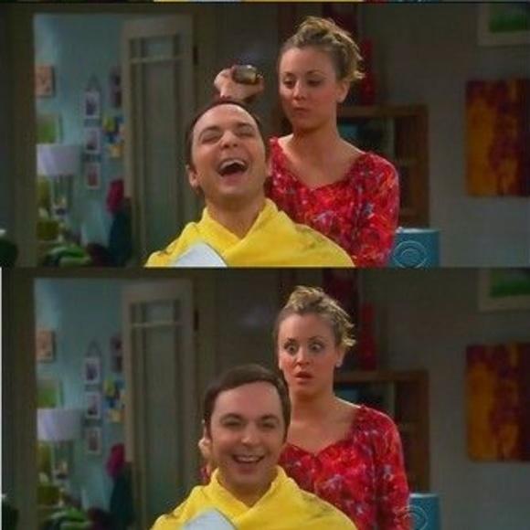 Lucky Brand Tops - Worn on TV! Big Bang Theory top.
