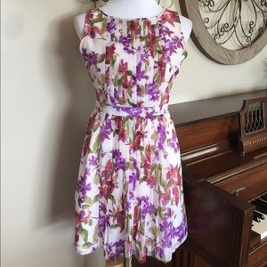 Jack by BB Dakota Dresses & Skirts - Jack Size 6 Floral Cocktail Dress in EUC