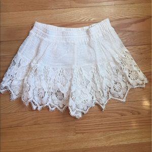 LF Pants - LF Lace Shorts