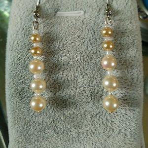 Honora Jewelry - Genuine Freshwater Honora Pearl drop Earrings