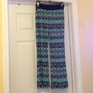 Imperial Star Other - ❤️IMPERIAL STAR NAVY AND TEAL PALAZZO PANTS