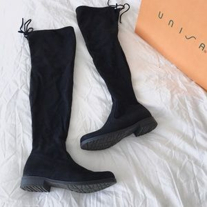 Unisa Shoes - Unisa Careana Over the Knee Boot